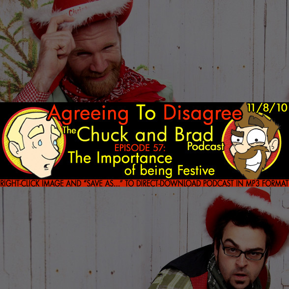 #57 - The Importance of Being Festive