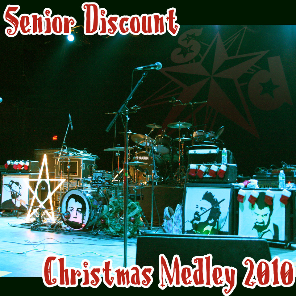 SONG: Senior Discount's Christmas Medley