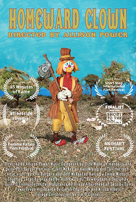 Homeward Clown movie poster JPG laurels 01 small.jpg