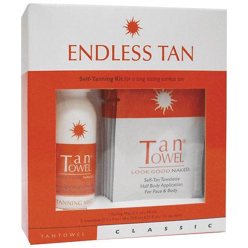 Tan Towel Endless Tan Kit
