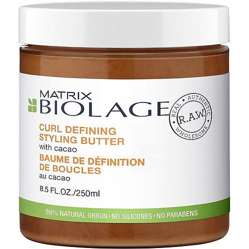 Matrix Biolage Raw Curl Defining Styling Butter