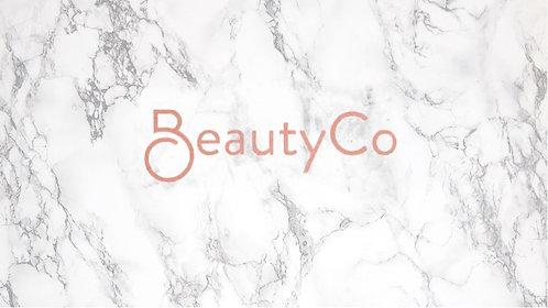 BeautyCo Gift Card**