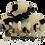 Thumbnail: DiPrima (56) Petite Clamp – Hibiscus