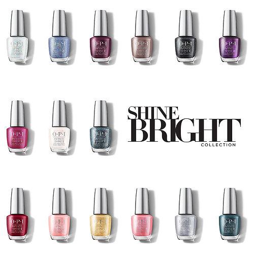 OPI Infinite Shine Shine Bright Holiday 2020