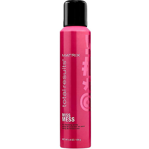 Matrix Total Results Miss Mess Dry Finishing Spray