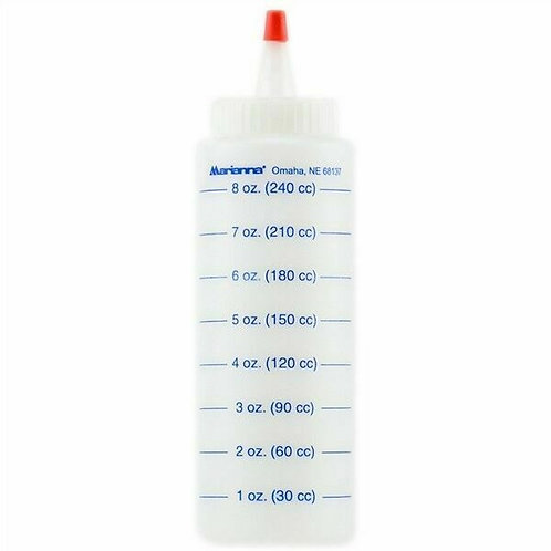 Marianna Tint Bottle 8oz with Markings