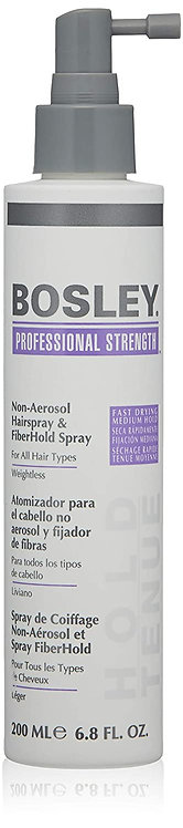 Bosley Non-Aresol Hairspray & FiberHold Spray