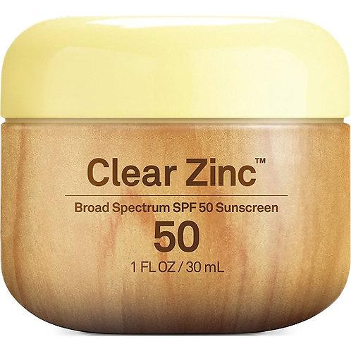 Sun Bum Clear Zinc SPF50