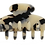 Thumbnail: DiPrima (64) Medium Clamp – Iris