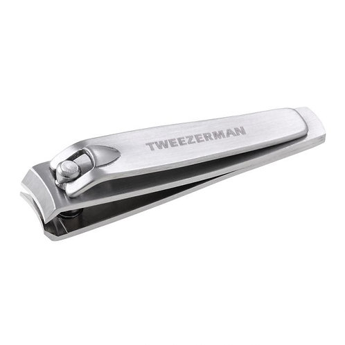 Tweezerman Stainless Steel Fingernail Clipper