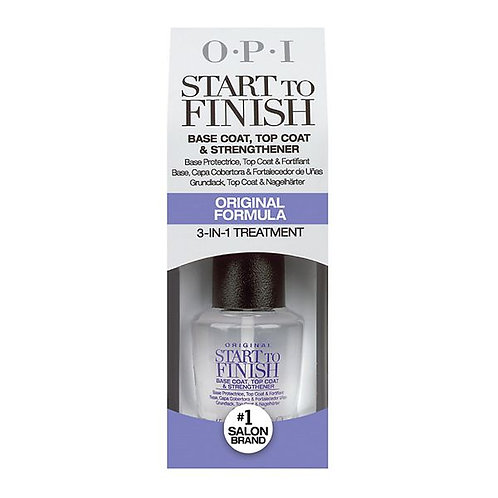 OPI Start To Finish - Original Formula