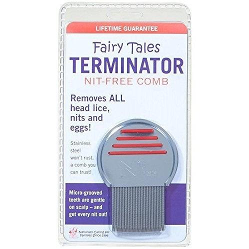 Fairy Tales Terminator Nit-Free Comb