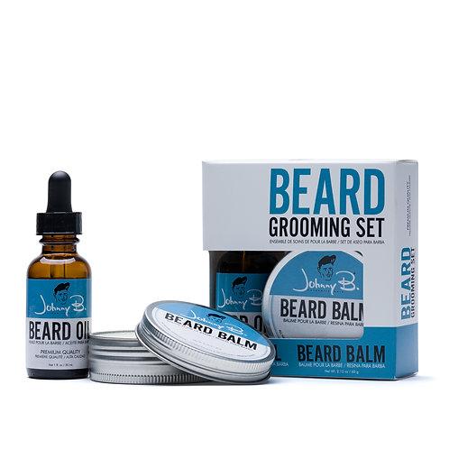 Johnny B Beard Grooming Kit