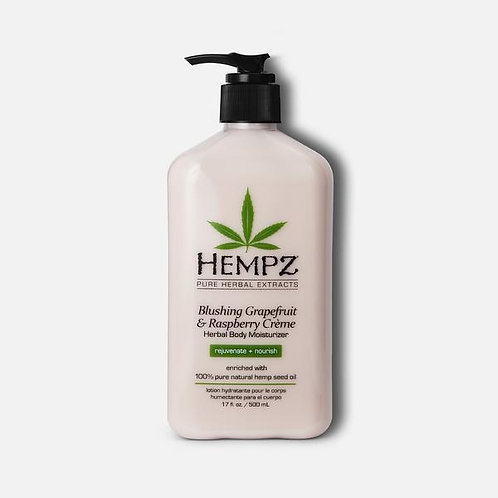 Hempz Herbal Body Moisturizer Blushing Grapefruit & Raspberry Creme