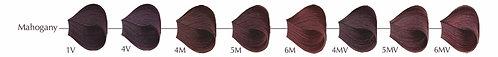 Satin Hair Color - Mohogany Series