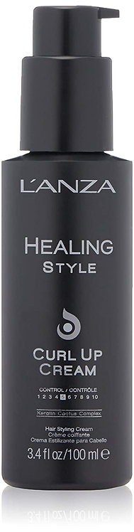 L'anza Healing Style Curl Up Cream