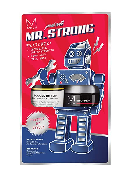 Mitch Mr Strong Styling Kit