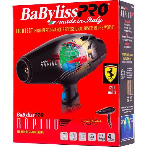 BaByliss Pro Rapido Ferrari Dryer