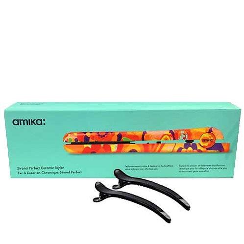 Amika Strand Perfect Ceramic Styler Flat Iron