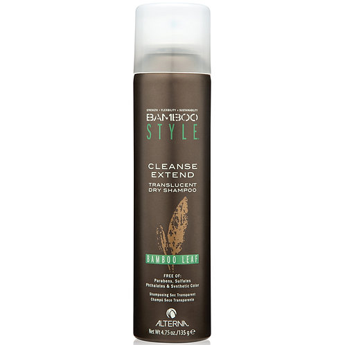 Alterna Bamboo Cleanse Extend Dry Shampoo Bamboo Leaf