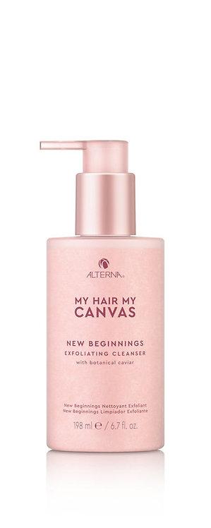 Alterna My Hair My Canvas New Beginnings Exfoliating Cleanser
