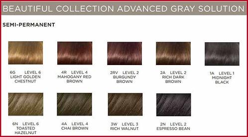 Clairol Beautiful Collection Advanced Gray Semi-Permanent Color