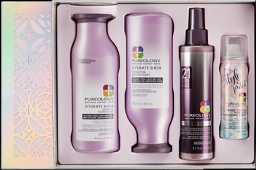 Pureology Hydrate Sheer Gift Set