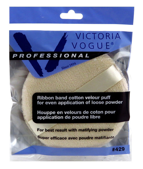 Victoria Vogue Ribbon Band Puff