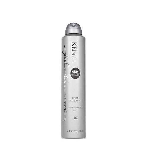 Kenra Platinum HiDef Hairspray16