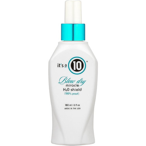 It's a 10 Miracle Blow Dry H2O Shield