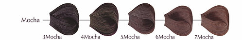 Satin Hair Color - Mocha Series