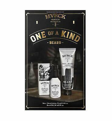 Mitch Mvrck One of A Kind Beard Kit