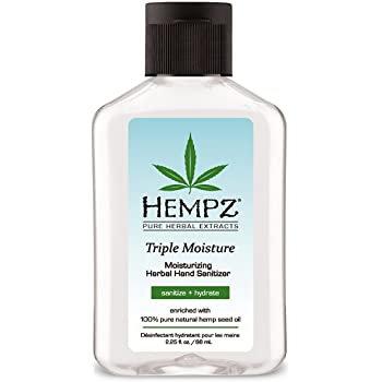 Hempz Triple Moisture Hand Sanitizer
