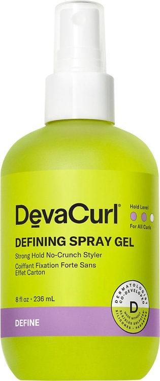 DevaCurl Defining Spray Gel