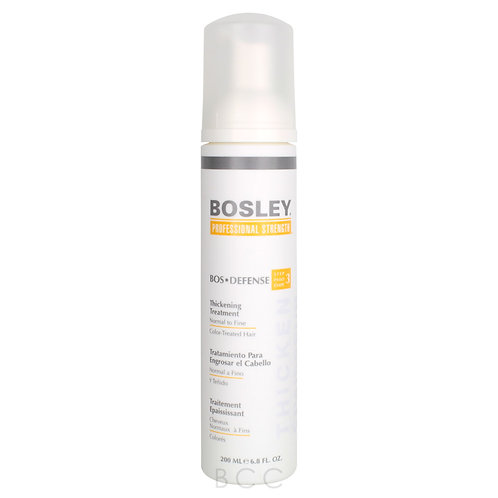Bosley Bos Defense Thickening Treatment For Color Treated Hair