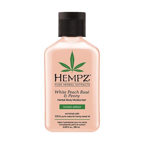 Hempz Herbal Body Moisturizer White Peach & Peony