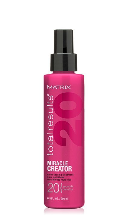 Matrix Total Results Miracle Creator