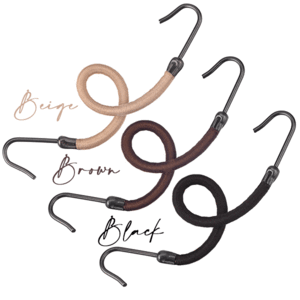 Smoothies Bungee Bands 3 Pack          (Great for holding masks away from ears!)