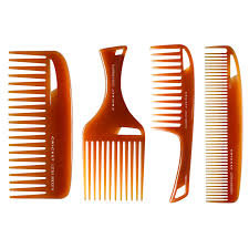 Cricket Ultra Smooth Argan/Olive Oil/Keratin Infused Comb
