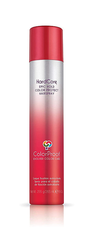 ColorProof HardCore Epic Hold Color Protect Hairspray
