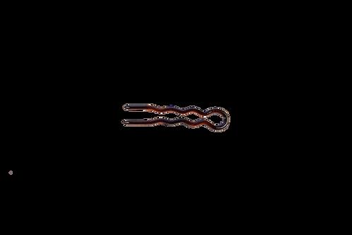 DiPrima (4/2) Small Chignon Pin – Amaranth