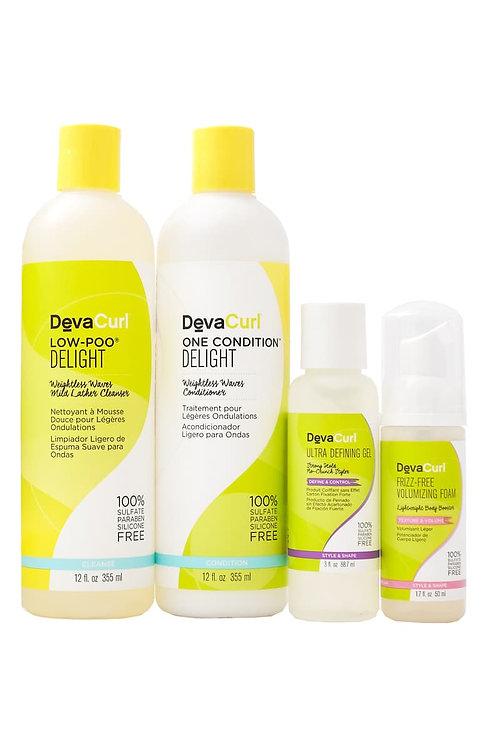 DevaCurl Share The Wavy Love Gift Set