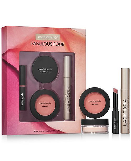 Bare Minerals Fabulous Four Gift Set