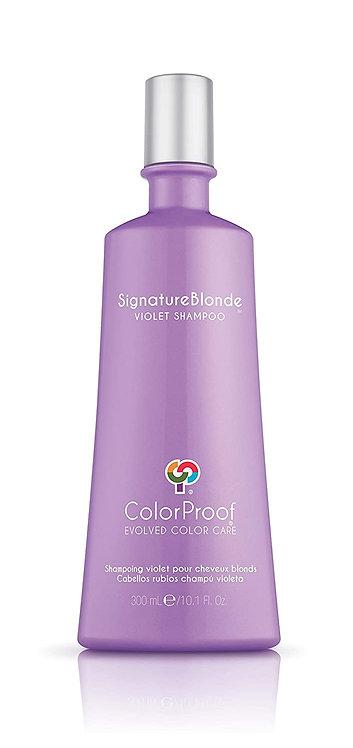 ColorProof SignatureBlonde Violet Shampoo