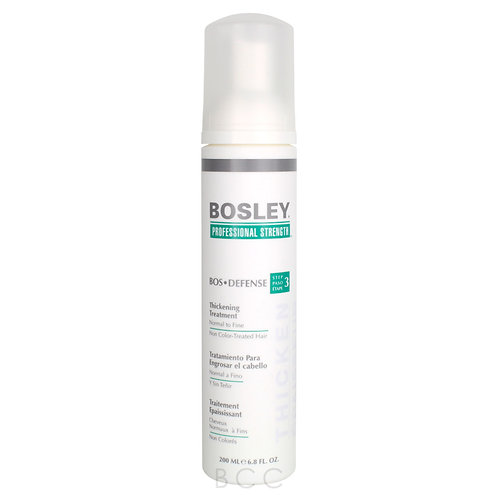Bosley Bos Defense Thickening Treatment  For Non Color Treated Hair
