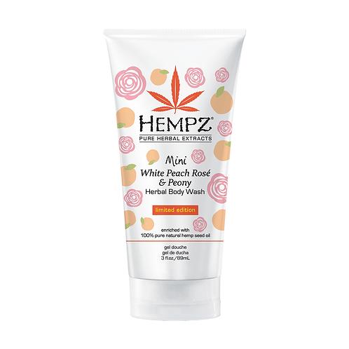 Hempz Herbal Body Wash White Peach Rose & Peony