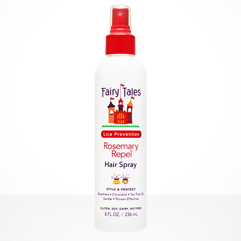 Fairy Tales Lice Prevention Rosemary Repel Hairspray