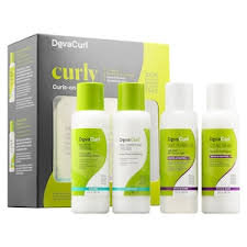 DevaCurl Curly On-The-Go Gift Set