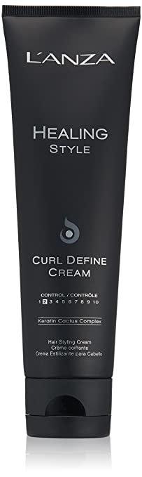L'anza Healing Style Curl Define Cream