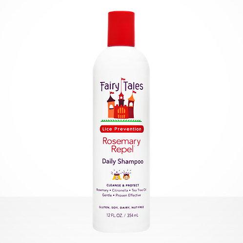 Fairy Tales Lice Prevention Rosemary Repel Shampoo